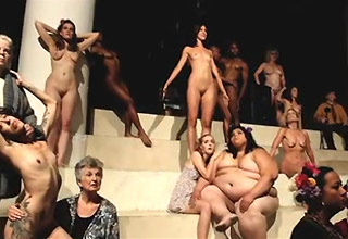 hot sexy naked punk women