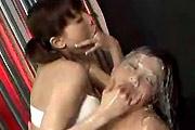 lesbian+puke+video