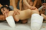 Forced Enema For Bound Asian Girl