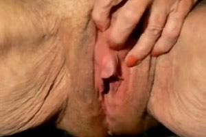 Huge Old Clit