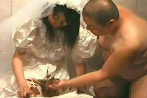 Poop On A Japanese Bride