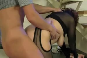Russian mature fucked brutally