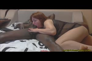 Fat Ass Milf Fucked By Huge Black Cock