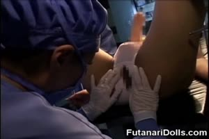 The Futanari Surgery!